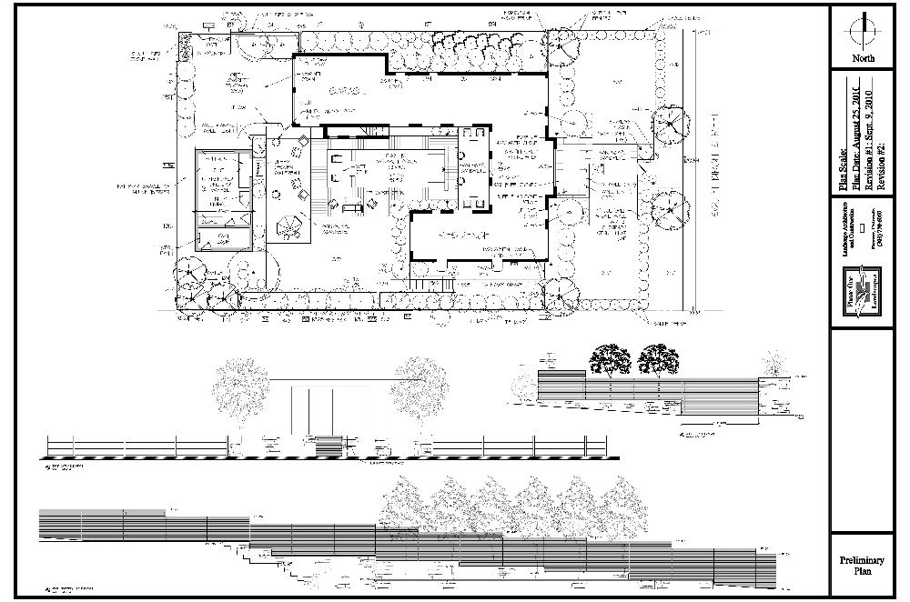 LANDSCAPE ARCHITECTUREContemporary Landscape Architecture Plan